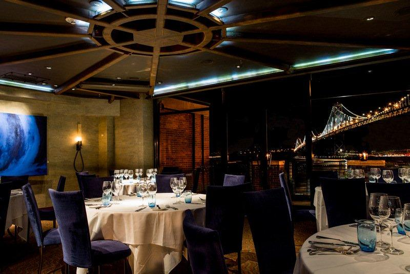 private dining — waterbar