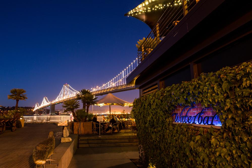Waterbar - Home - San Francisco, California - Menu, Prices ...