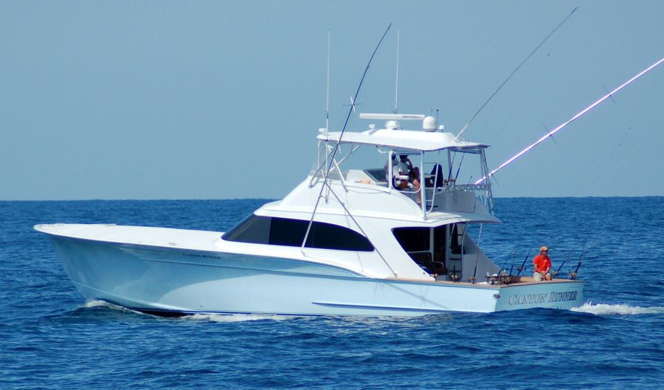 CANYON RUNNER CHARTERS