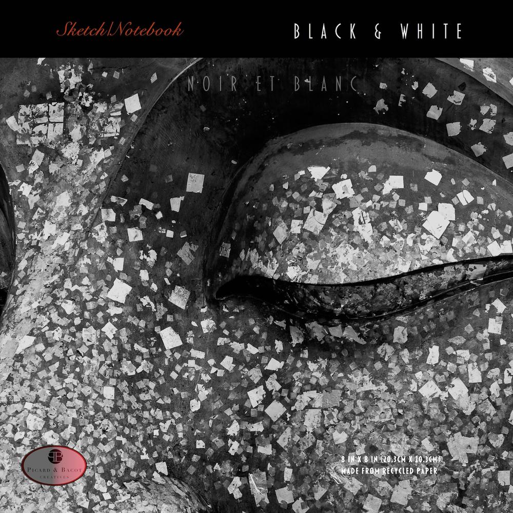 Picard & Bacot - Confetti Buddha - B&W Series.jpg