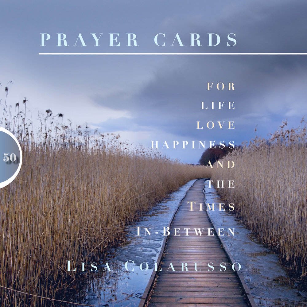 Prayer Cards for Life... - FrontCover.jpg