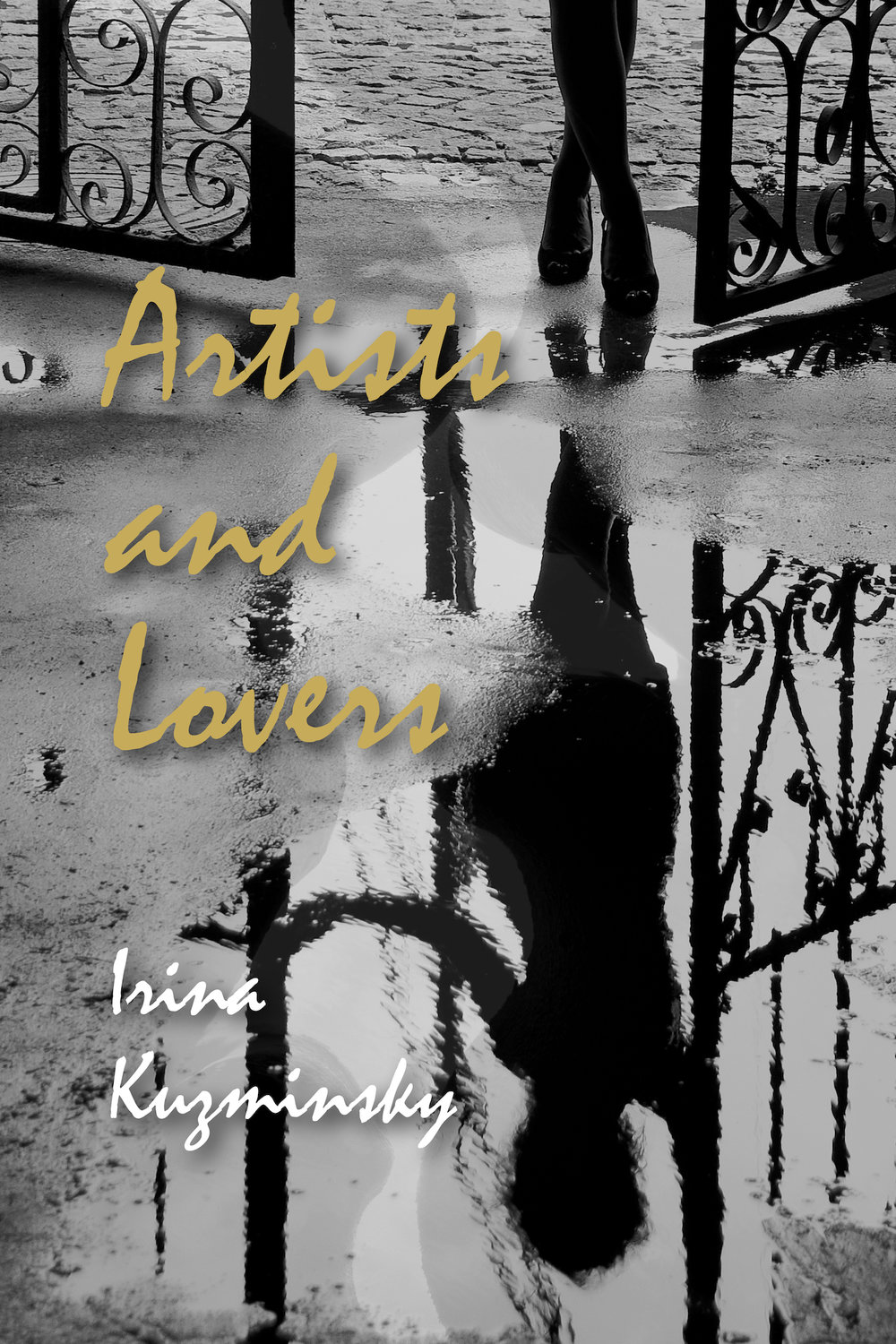 Artists  and  Lovers - FrontCover - Art.jpg