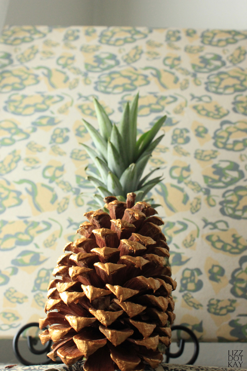 LDK PINE APPLE CONE