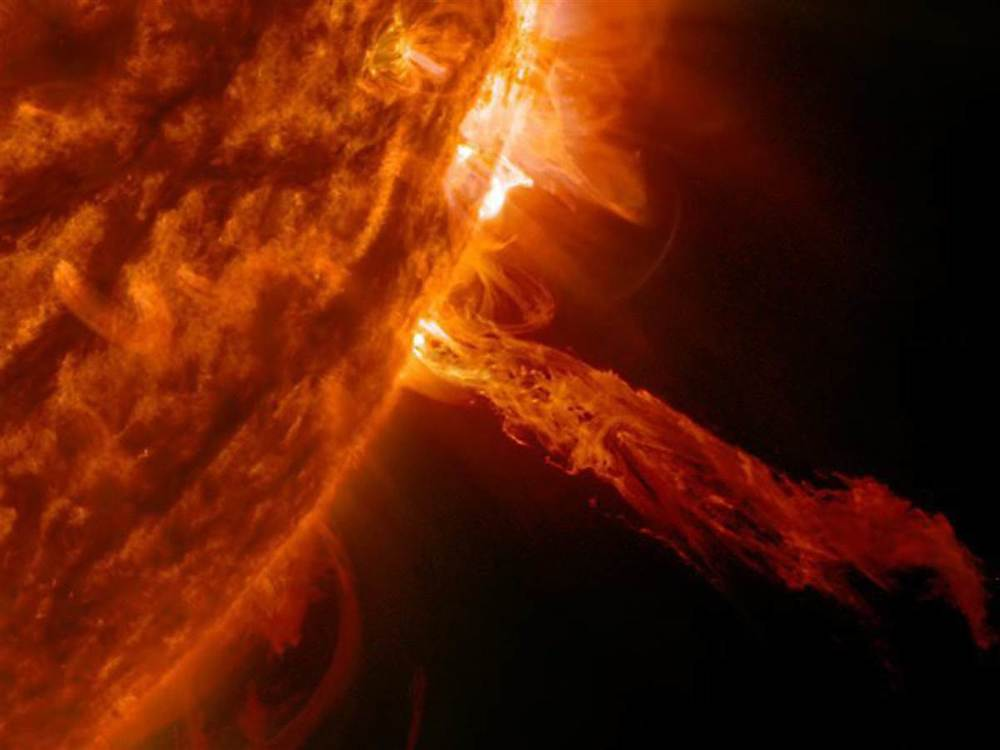 Image:  Solar Imagery Center