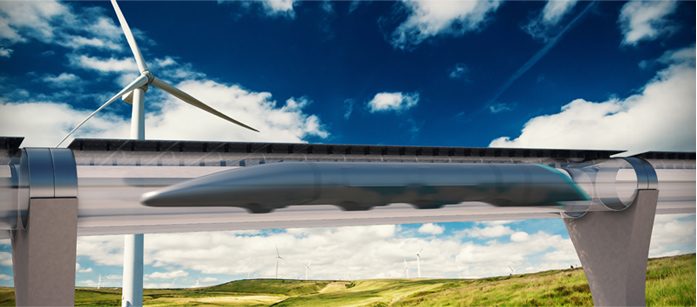 Image credit: Hyperloop Transportation Technologies