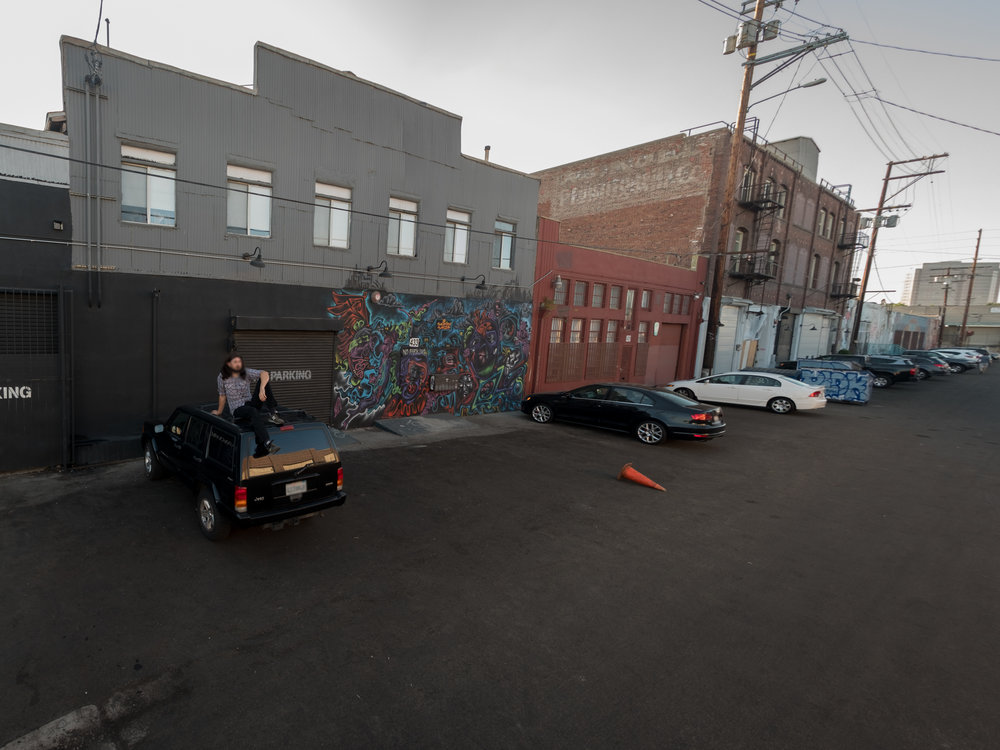 Arts District (2011): The year I moved across town.