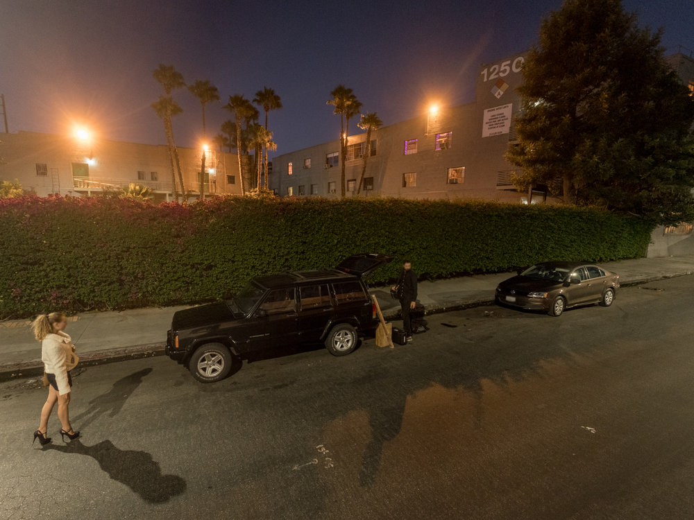 Arts District  (2012): The year I didn't have a parking space.