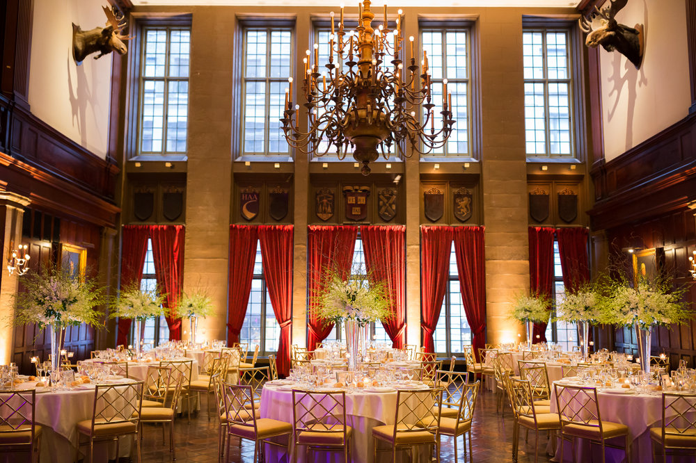 Harvard Club of NYC Wedding | Cole + Kiera Photography