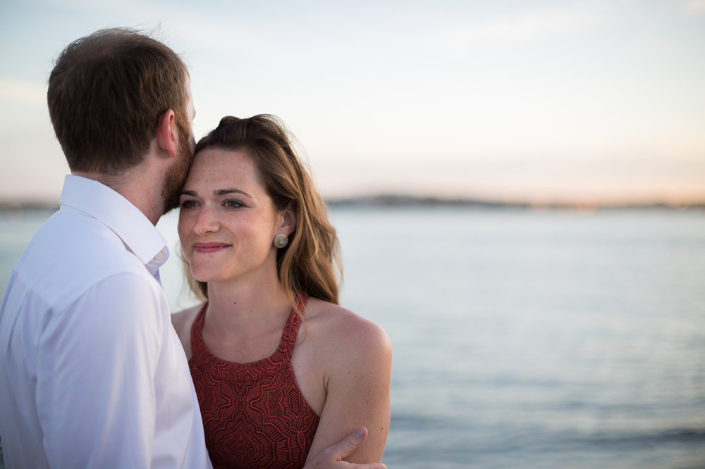Annisquam Engagement Session | Cole + Kiera Photography