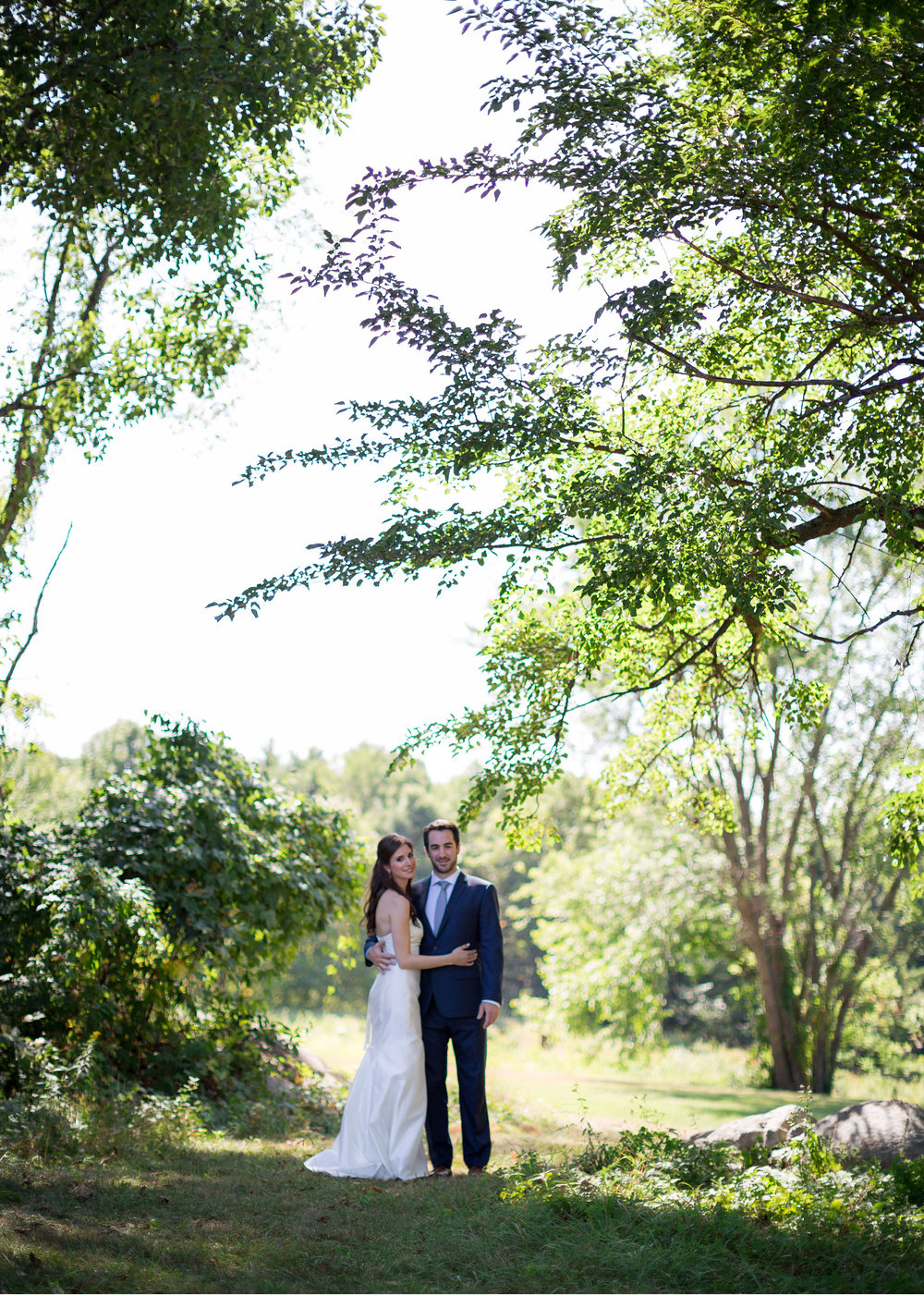 Fruitlands Museum Wedding | Cole + Kiera Photography