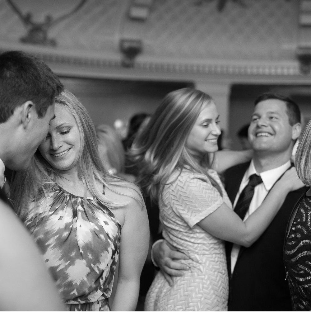 Lenox Hotel Wedding | Cole + Kiera Photography