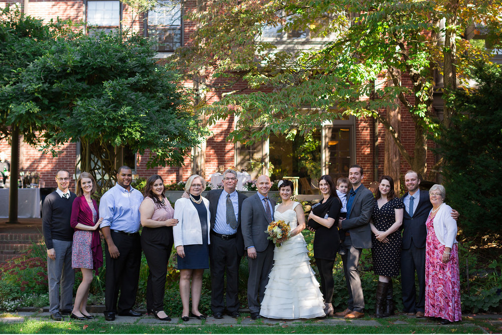 Mass Audubon Wedding | Cole + Kiera Photography