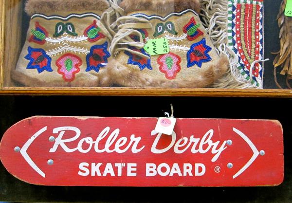 roller derby skate board