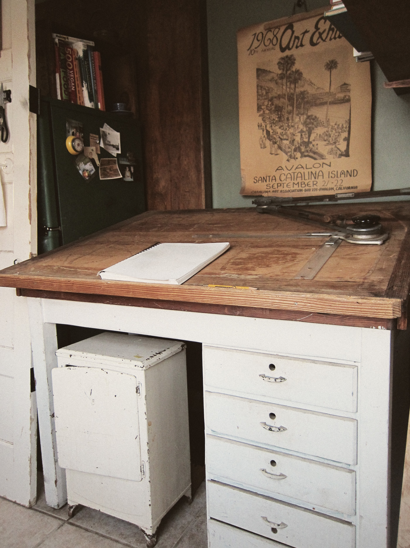 drafting-table