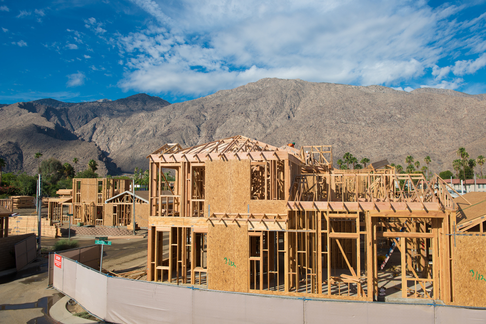 Phase 4 Construction at Vallera Palm Springs (Photo Credit: Daniel Eslinger)