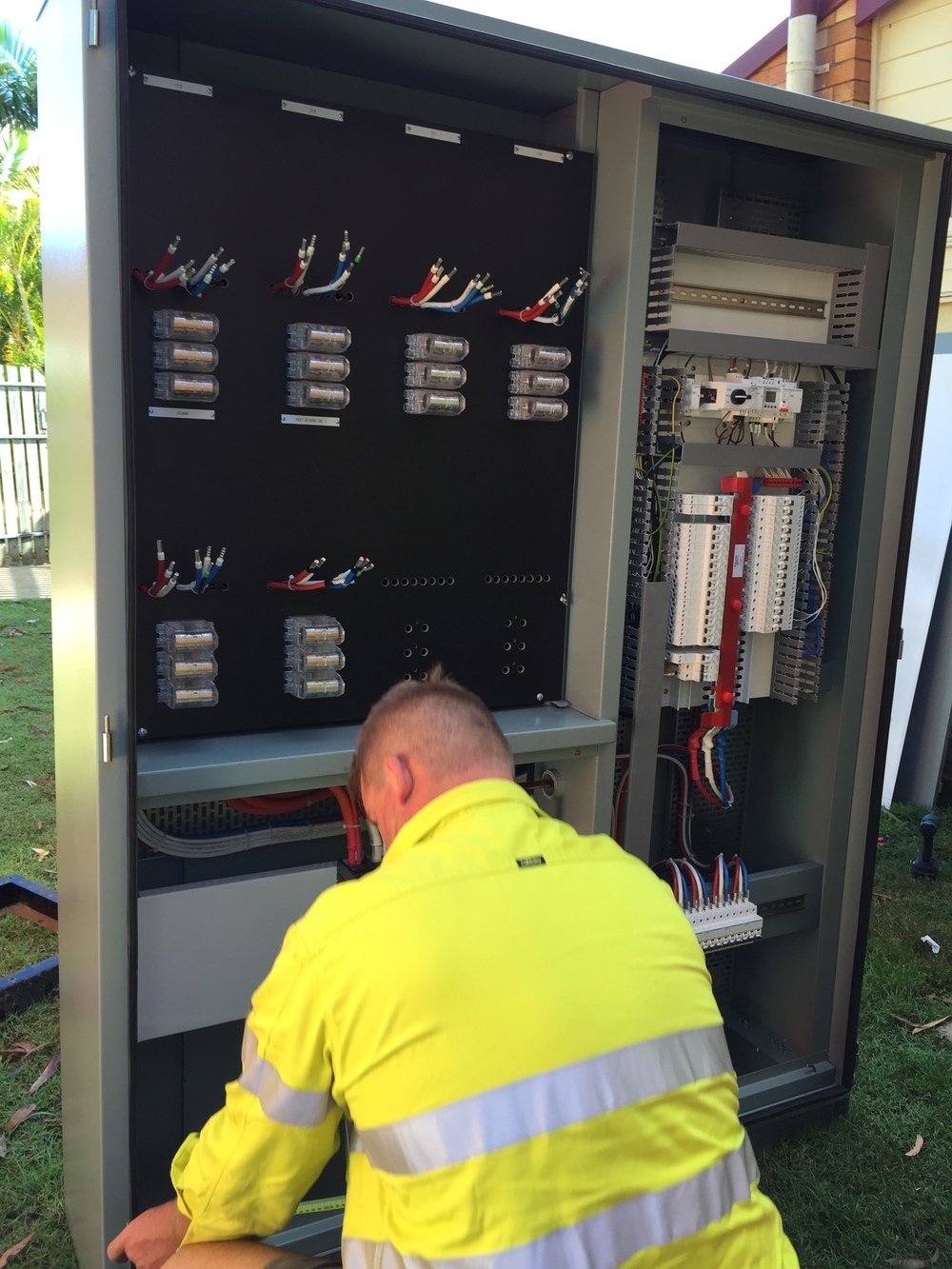 Switchboard Upgrade, Maryborough