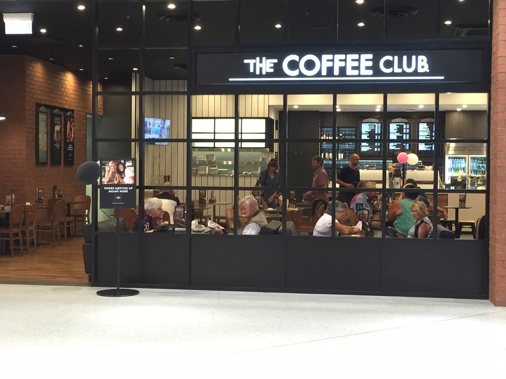 The Coffee Club, Hervey Bay