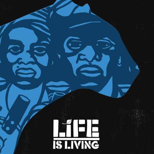 Life is Living is a campaign and festival founded in 2009, that Hodari co-founded and has produced in cities all over the United States including Oakland, San Francisco, Atlanta, Washington DC, Philadelphia, Houston, New York, Norfolk and Chicago.  Life is Living is a celebration of Life though Hip Hop, Urban Art and Environmental Activism.  It is a festival that highlights the specific legacy of Hip Hop Culture and The Black Panther Party for Self Defense.