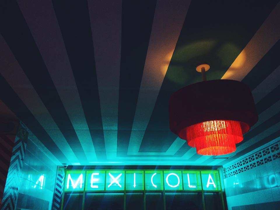 Motel Mexicola reception area