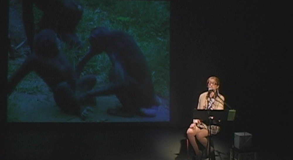 The Homo Bonobo Project  — Performa, NYC. 2009