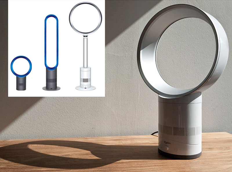 Как работает dyson air multiplier кухонный пылесос дайсон