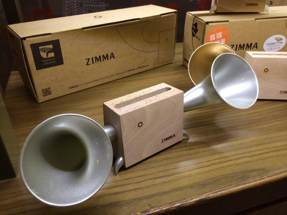 Mini speaker.