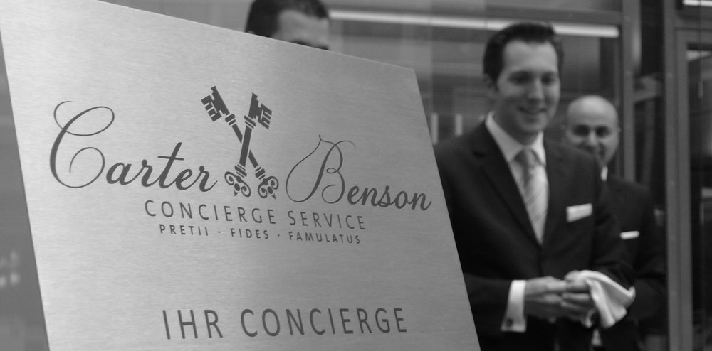 Carter Benson White Glove Service