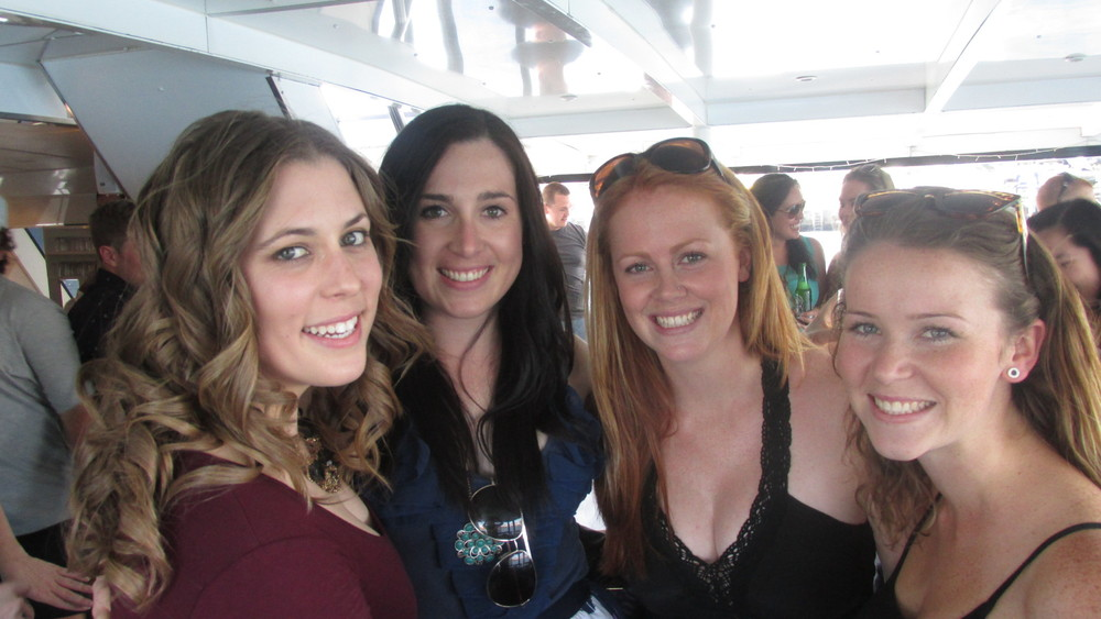 OzParty Boat Party