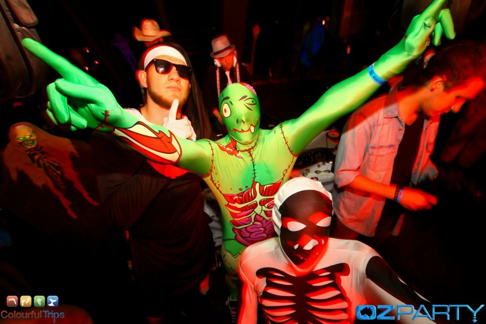 OzParty-Halloween-Cruise-2012