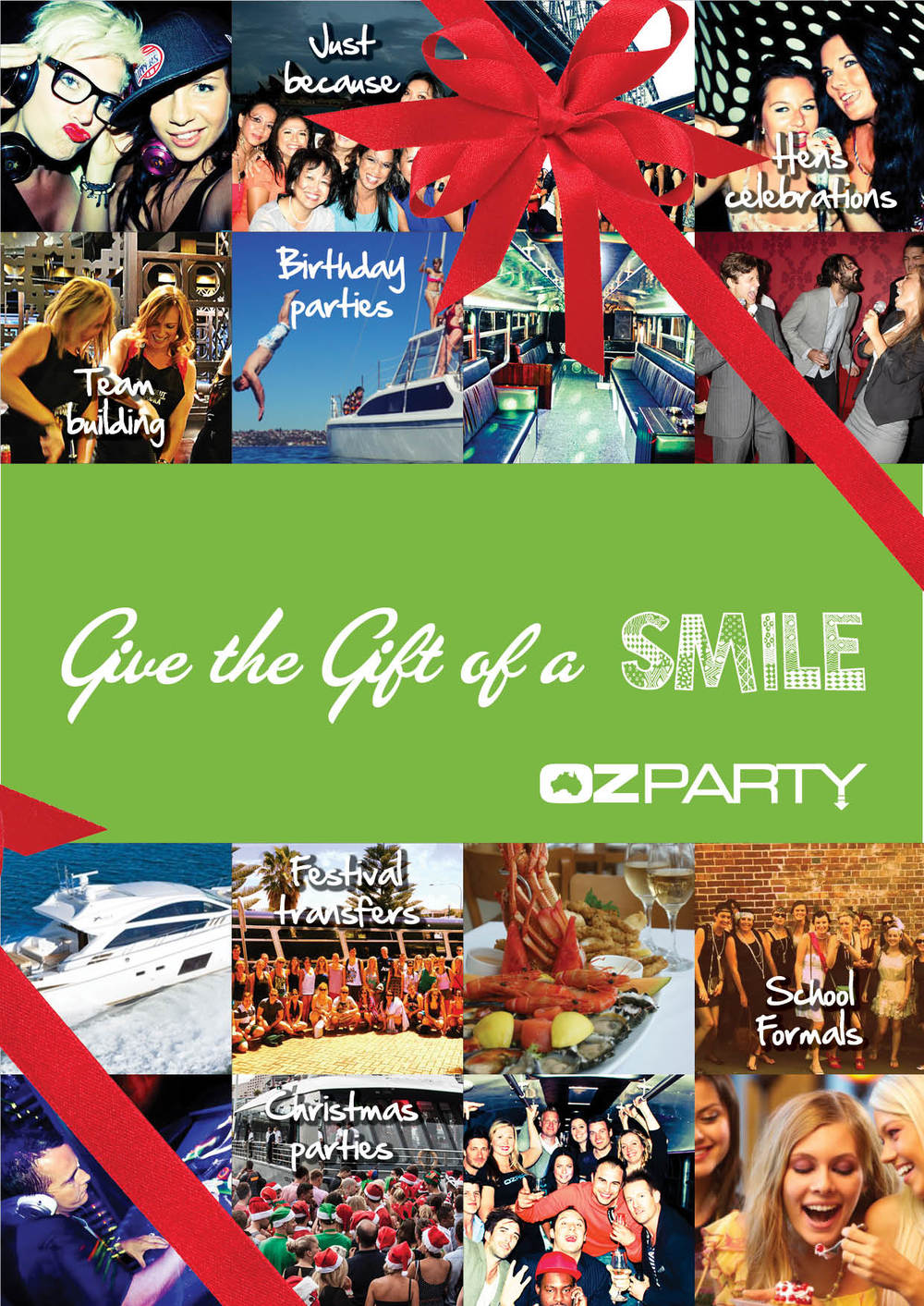 Give the Gift of a Smile...