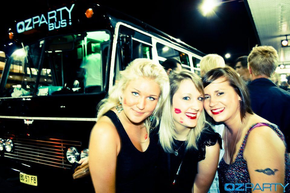 Fun and Fabulous PartyBus Experience
