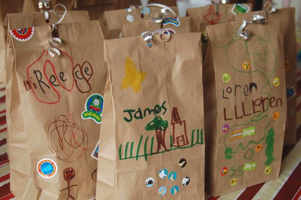 Kids Goody Bags