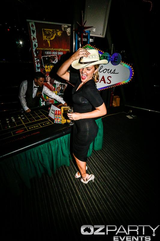 Viva Las Vegas Birthday Party