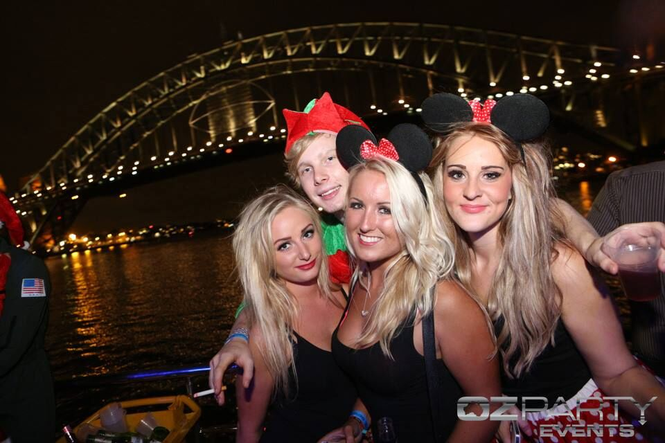sydney christmas party ideas