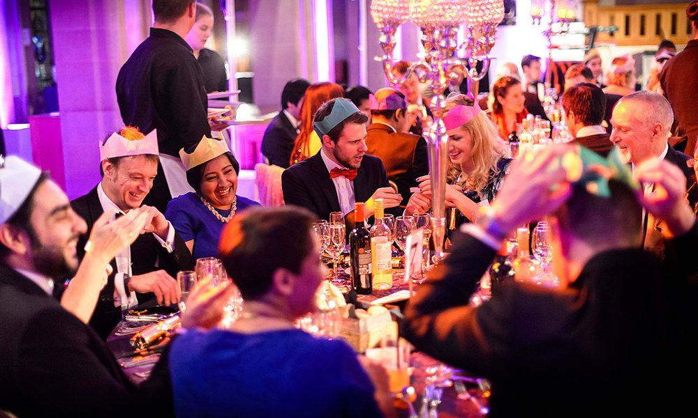 Staff Christmas Party Ideas Melbourne Part - 21: Christmas Gala Ball