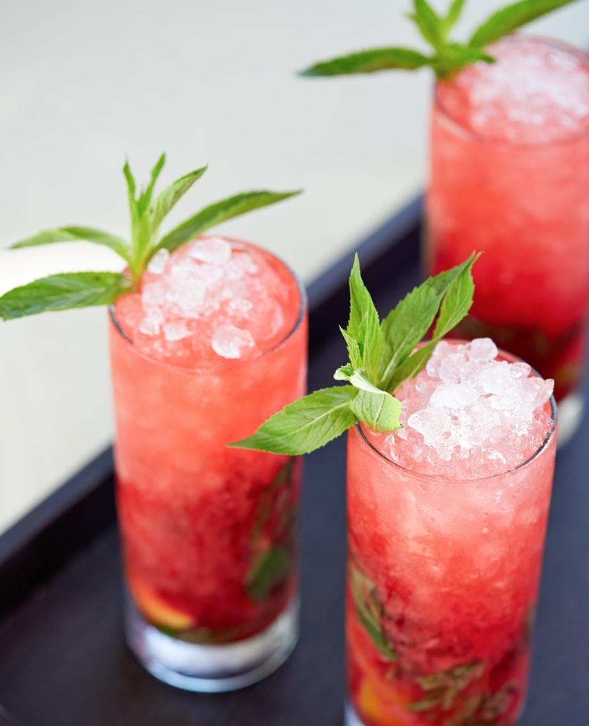 21st Birthday Cocktails