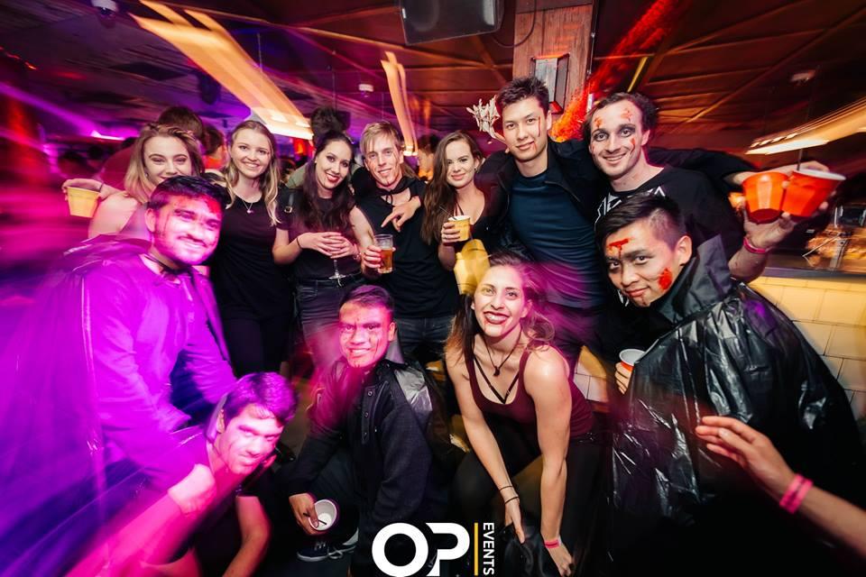 OzParty Events: UNSW Wicked Apocalypse Pub Crawl