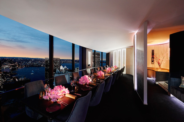 Image Ref: Salon Prive at O Bar and Dining, Sydney