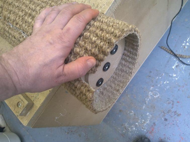 Polecat DIY Step-By-Step Fabrication 20