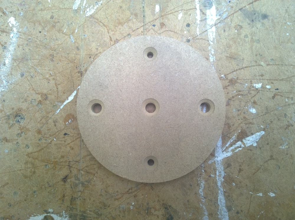 Ceiling Fixing Disc