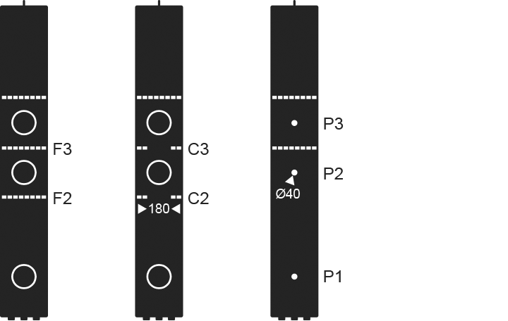 Tomcat 3 Features & Options Diagram