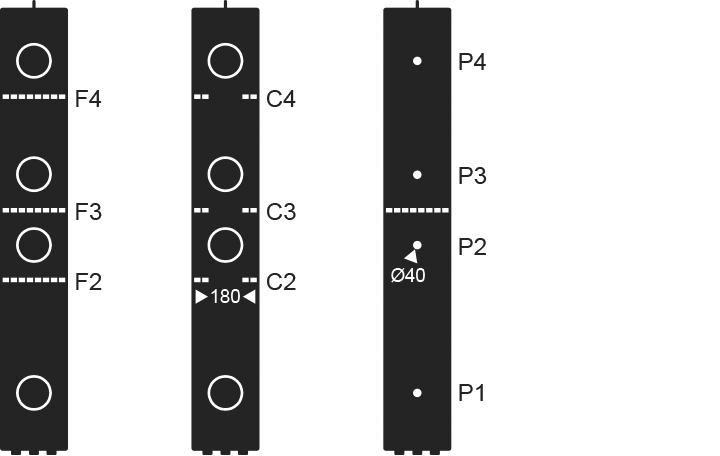 Tomcat 4 Features & Options Diagram