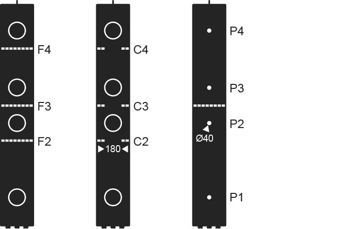 Tomcat 4 Features & Options Diagram
