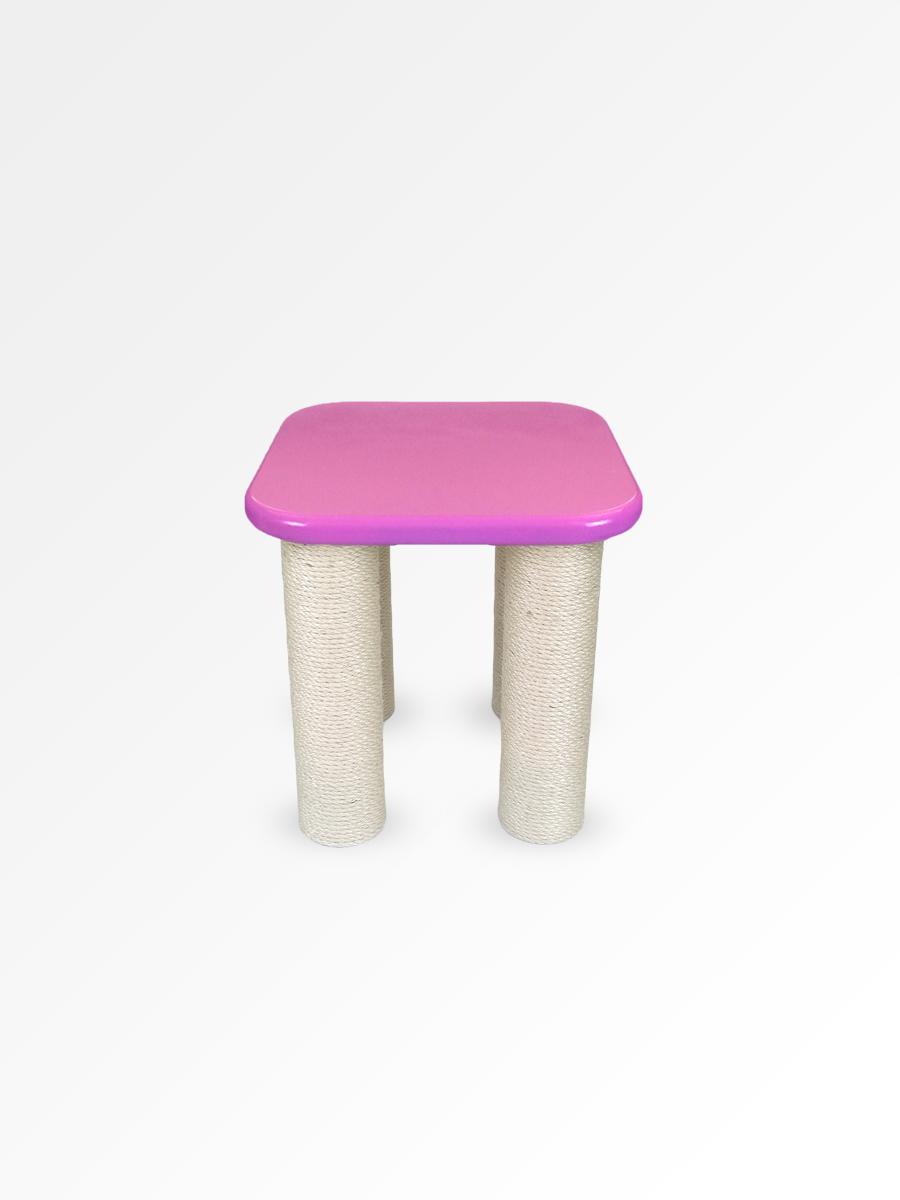 Scraaatch™ Stool Pink