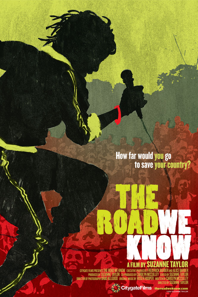 """The Road We Know"" key art"