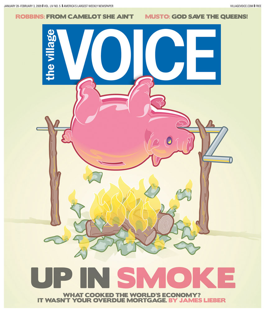Village Voice cover