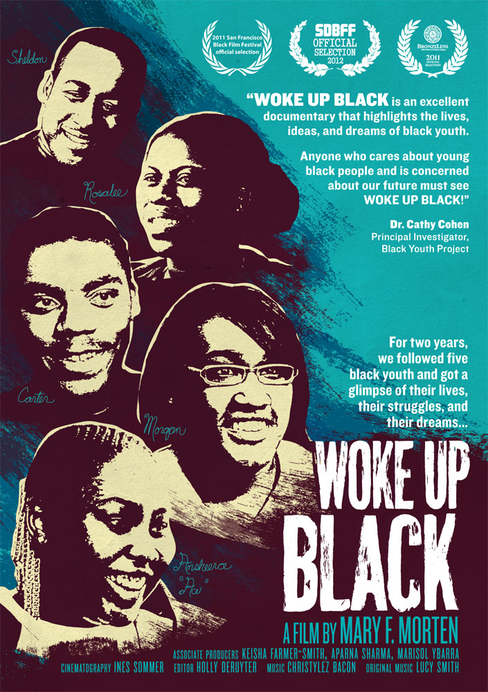"""Woke Up Black"" key art"