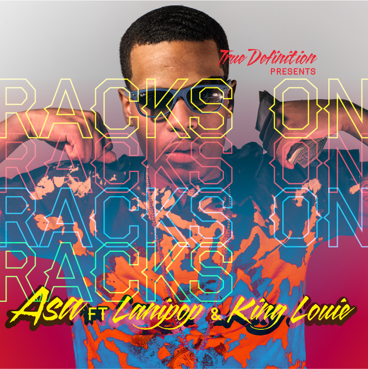 "Asa's ""Racks"" single art"