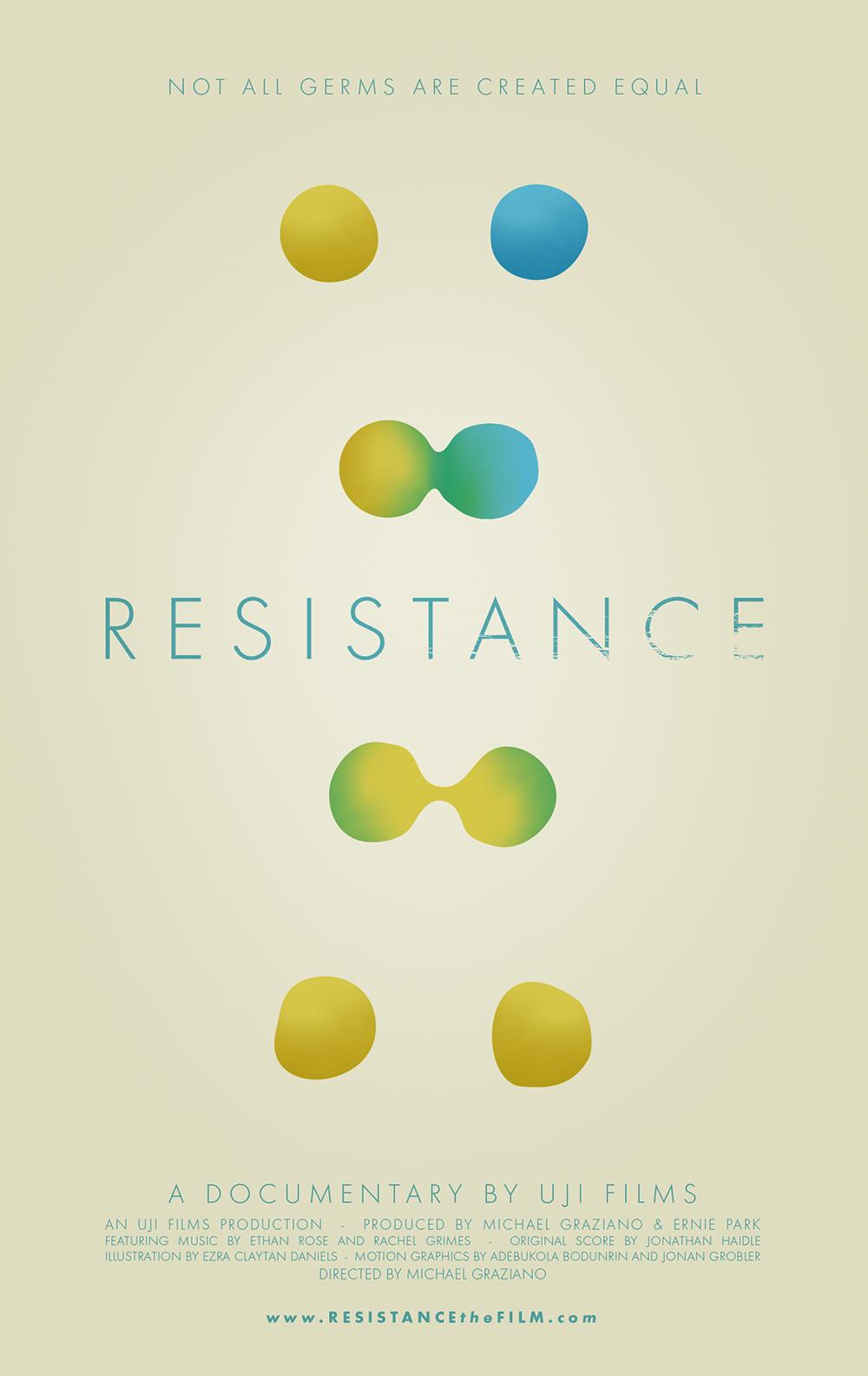 """""""Resistance"""" key art"""