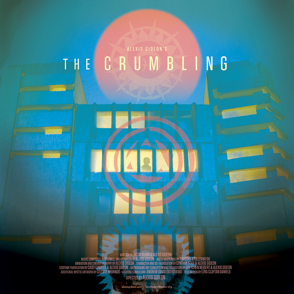 """The Crumbling"" Album Art"